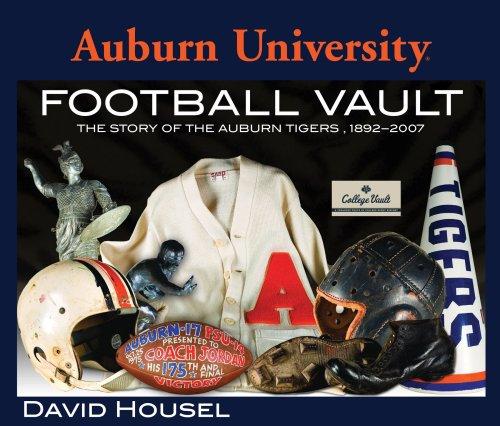 Auburn University Football Vault (College Vault)