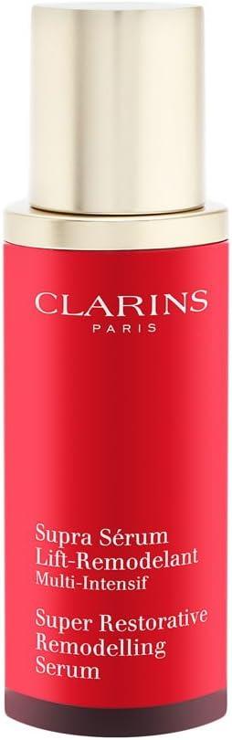 Clarins Supra Sérum Super Restorative Serum Remodelación 30ml Amazon Es Belleza