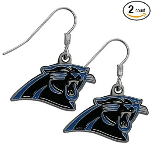 Carolina Panthers Dangle Earrings