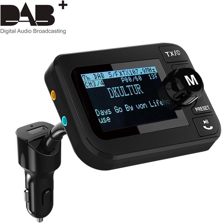 In Auto Dab Radio Esuper Tragbares Autoradio Dab Elektronik