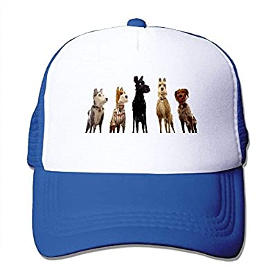 Dogs Family Adjustable Baseball Cap Snap Back Sports Custom Mesh Trucker Hat from cxms