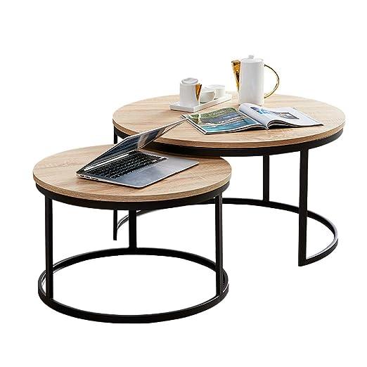 Muzi-Coffee table Mesa Moderna Minimalista Café, Nordic Mesa ...