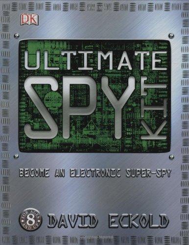 Kit Ultimate Spy - Ultimate Spy Kit