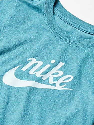 Nike Girls NSW Tee Script 2