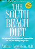 The South Beach Diet, Arthur Agatston, 1579546463