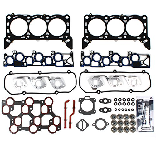 New CH10162 MLS Cylinder Head Gasket Set For 1998-04 Ford Mustang 3.8L 232 / F150 E150 E250 Econoline Van 4.2L 256 V6