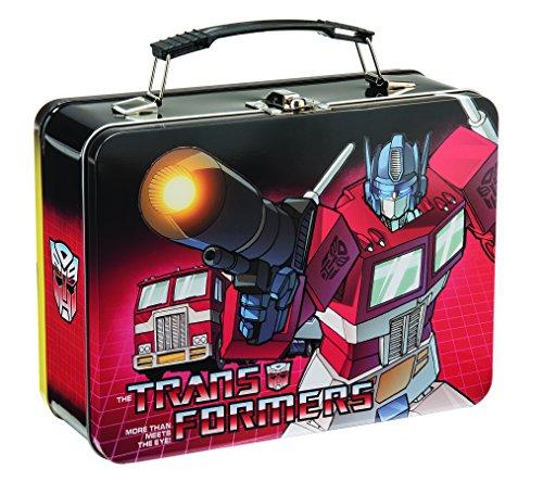 Vandor Transformers Large Tin Tote (41270)