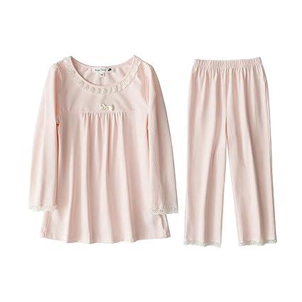 Camisones Pijamas Ropa para el hogar de los niños Conjunto Pijamas Moda Traje de Manga Larga
