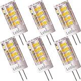 LEMENG G4 LED Bulb 3.5W 2700K Warm White bi-pin T3 JC Type 12VAC/DC