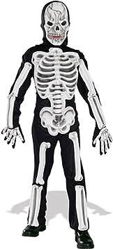 Disfraz de Esqueleto 3D Infantil Halloween: Amazon.es: Juguetes y ...