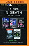 J. D. Robb In Death Collection Books 11-15: Judgment in Death, Betrayal in Death, Seduction in Death, Reunion in Death, Purity in Death (In Death Series)
