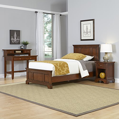 Home Styles Model 5529 4023 Chesapeake Cherry Finish Bed