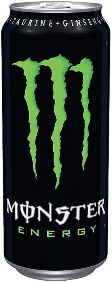 Caja Monster Energy 35.5 cl - 6 x 35,5 cl: Amazon.es