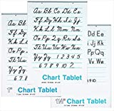School Smart Spiral Bound Ruled and Unruled Chart