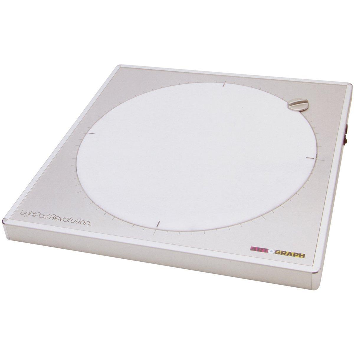 Artograph LightPad Revolution 80 LED Light Box by Artograph