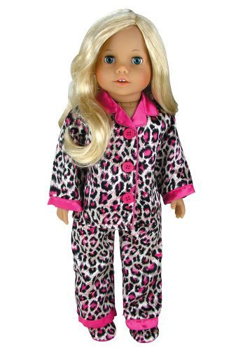 My Life As Pink Striped Dress 18 Doll Clothes - Walmart