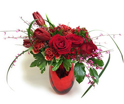 My Dearest Love by Metro Florist - Fresh Flowers Hand Delivered - Washington DC Area by Metro Florist
