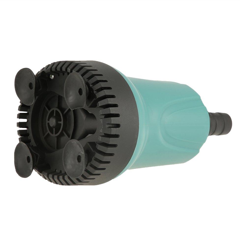Fdit Bomba Sumergible de Agua para Acuario Tanque de Peces Estanque (EU SM-25L): Amazon.es: Hogar