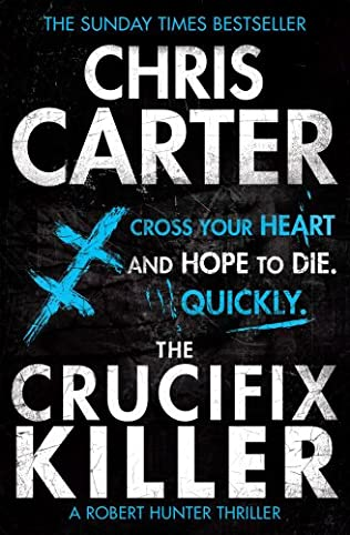 book cover of The Crucifix Killer
