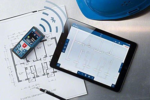 Bosch professional laser entfernungsmesser glm c bluetooth