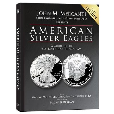 American Silver Eagles( A Guide to the U.S. Bullion Coin Program)[AMER SILVER EAGLES 2/E][Hardcover]