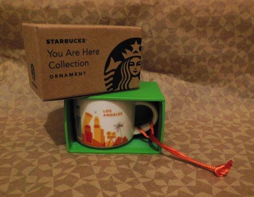 Starbucks 2013 Los Angeles