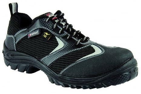 Cofra® Electricistas de zapato de seguridad Electron, SB E P FO SRC, tamaño:
