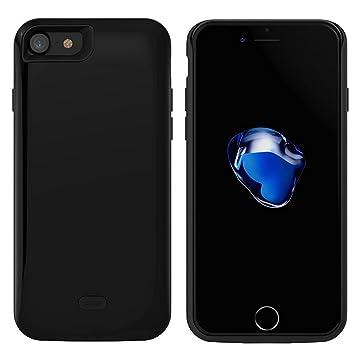 iPhone Funda Cargador de batería 7, Wuloo funda Cargador ...