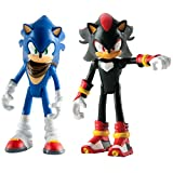 Sonic Boom Figure (2 Pack), Shadow and Sonic, Small