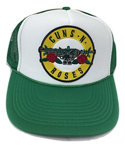 Roses Trucker Style Baseball Snapback
