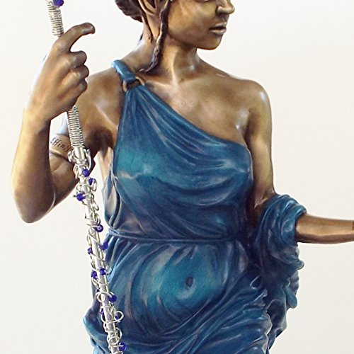Original Bronze Sculpture ''Angel of Faith'' by Paul Ray Effinger by Effinger Art Foundry