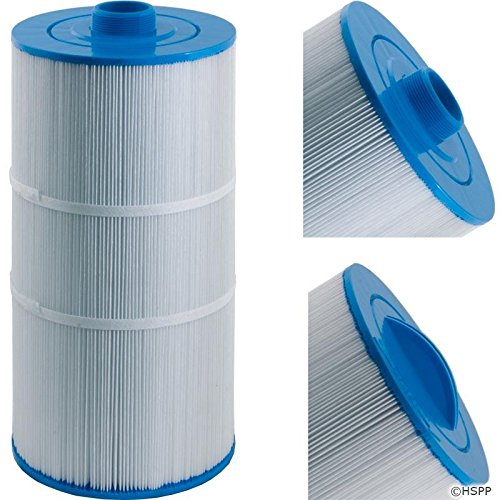 Filbur FC-2781 Antimicrobial Replacement Filter Cartridge for Jacuzzi Pool and Spa Filters -