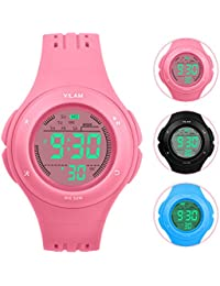 Kids Watch Waterproof Children Electronic Watch -...