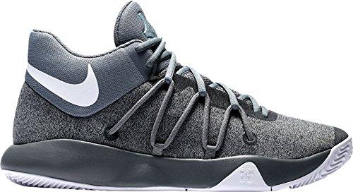 Nike Mens Kd Trey 5 V Scarpe Da Basket Grigio / Bianco