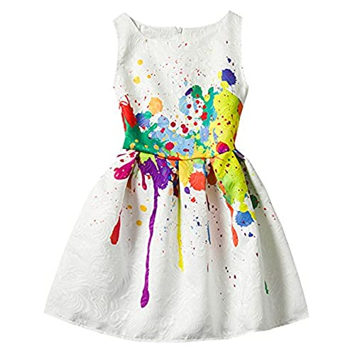 Girls summer dresses size 8