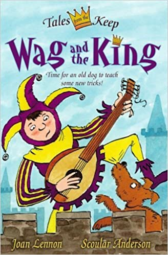 Book Wag and the King by Joan Lennon (2009-03-01)