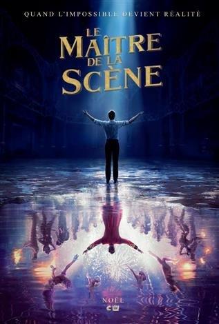 (GREATEST SHOWMAN FRENCH VERSION (2017) Original Authentic Movie Poster 27x40 - Double - Sided - Hugh Jackman - Michelle Williams - Rebecca Ferguson - Zac)