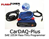 CarDAQ-Plus - PassThru J2534 Vehicle Reflash Hardware