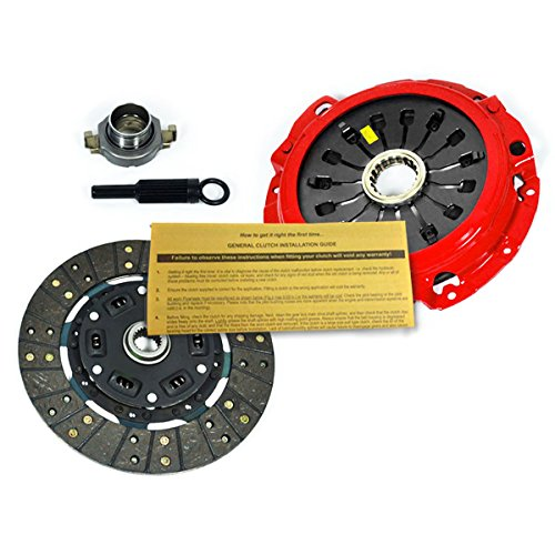 EFT STAGE 2 SPORT CLUTCH KIT for 1993-1999 MAZDA RX-7 TWIN TURBO - 7 Stage Disc Twin