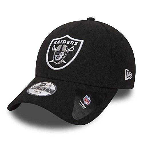 Oakland Raiders New Era Youth NFL 9Forty