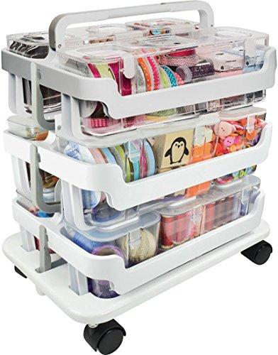 deflecto Storage Caddy Kit
