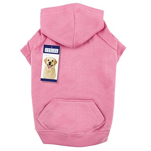 Casual Canine Basic Hoodie for Dogs, 16