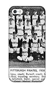 DIY Lorenzof Case 1958 pittsburgh pirates MLB Sports Colleges best For SamSung Galaxy S6 Phone Case Cover