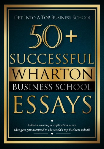 mbamission wharton essay analysis questions