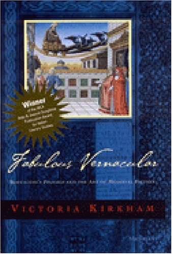 Read Online Fabulous Vernacular: Boccaccio's Filocolo and the Art of Medieval Fiction ebook