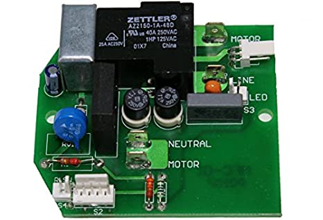 jancy 06547 circuit board for use with model 06920 slugger magforce rh amazon com