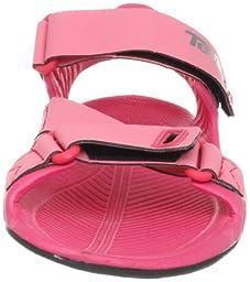 Teva Barracuda Y\'s Water Sandal (Toddler/little Kid/Big Kid),Paradise Pink,7 M US Big Kid