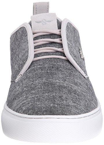 Creative Recreation Heren Lacava Q Fashion Sneaker Zwart / Grijs Chambray