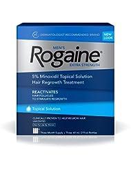 Rogaine Men\'s Hair Loss & Hair Regrowth Treatment, Minoxidil...