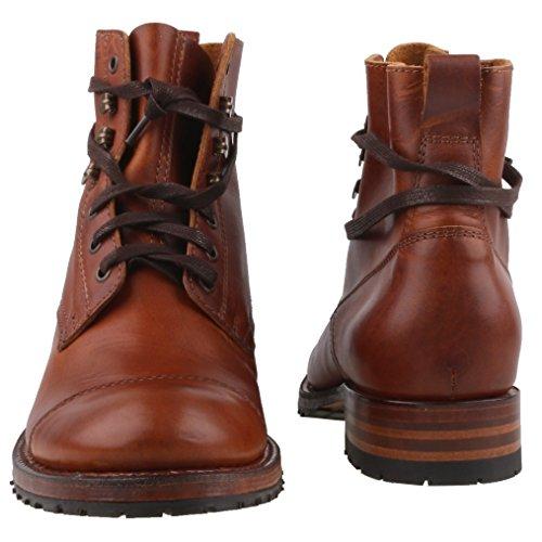 Sendra Boots - Botas de Piel para hombre Marrón marrón